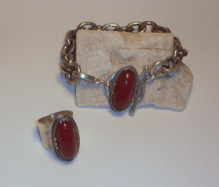 Ring, Armband