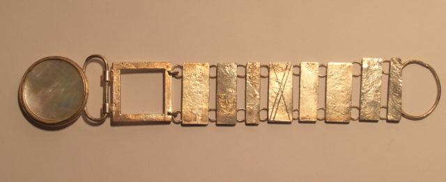 Armschmuck | Silber, Perlmutt