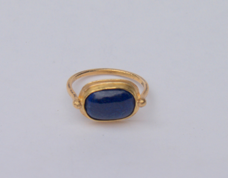 Ring, Gold, Edelstein