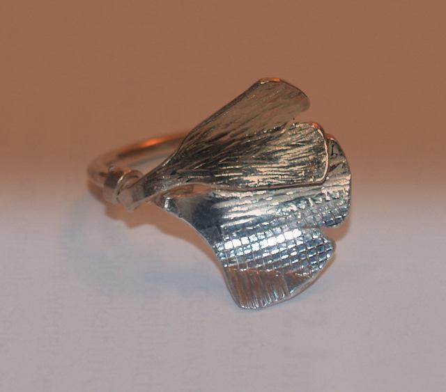 # Ring - Silber